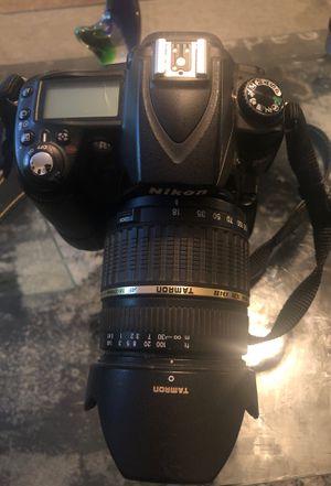 Nikon d90 for Sale in Denver, CO