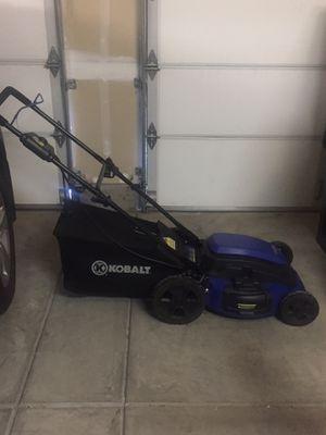 Electric lawnmower for Sale in Clovis, CA