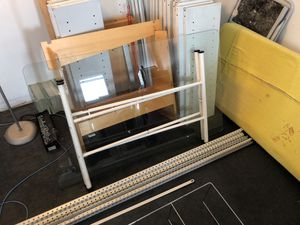 Glass top table for Sale in Boston, MA