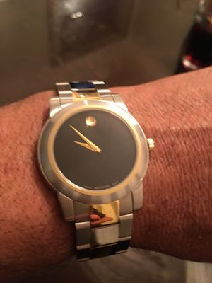 Movado watch for Sale in Santa Ana, CA