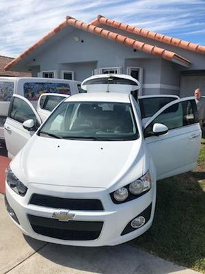 2015 chevy sonic ltz turbo for Sale in Homestead, FL