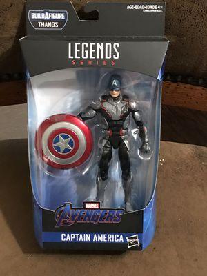 Marvel legends Captain America NEW for Sale in Austin, TX