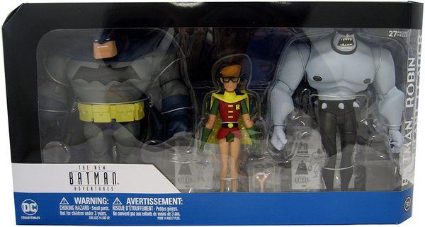 Batman Dark Knight Returns Figures