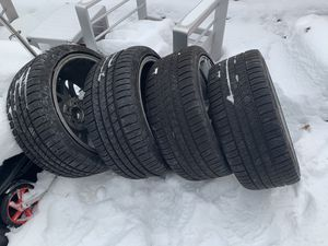Tire and rims for Sale in Newton, MA