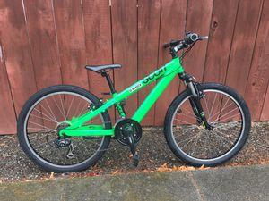 "Scott Voltage 24"" JR Kids MTB Mountain Bike - Like NEW for Sale in Santa Clara, CA"