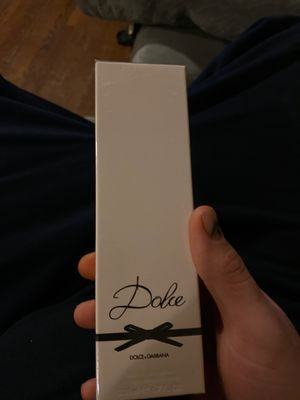 Dolce and gabbana lotion. for Sale in Lorain, OH