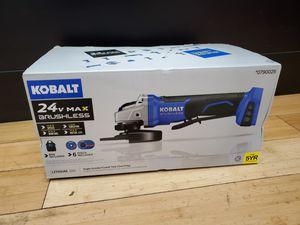 Kobalt 24v 0790025 Angle Grinder (Tool-Only) for Sale in Framingham, MA
