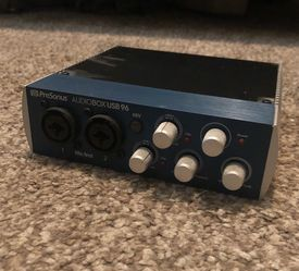 PreSonus Audio Box USB 96 Interface for Sale in Coronado,  CA