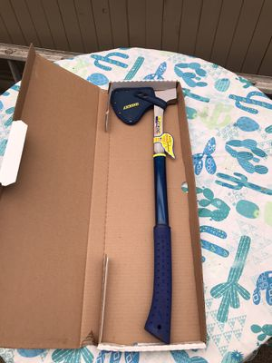 Estwing Campers Axe E45A new in box for Sale in Federal Way, WA