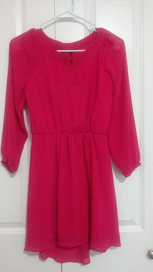 Bright pink flowy Dress for Sale in BETHEL, WA