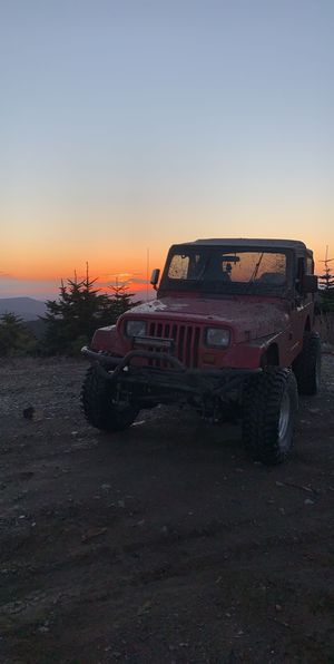 1992 Jeep Wrangler for Sale in Battle Ground, WA