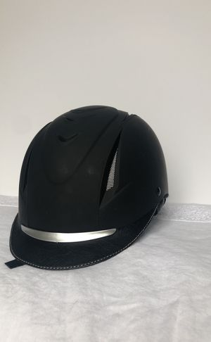 Ovation Riding Helmet Size S/M 52-56 Coolmax Padding for Sale in Gaithersburg, MD