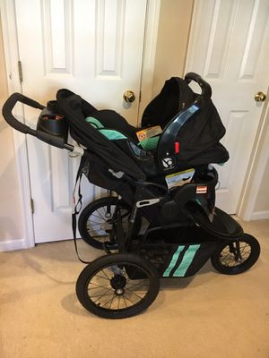 New stroller with car seat for Sale in Reston, VA