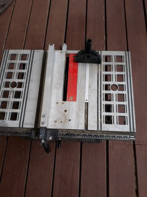 Craftsman table saw 2.5hp for Sale in Ocean Shores, WA