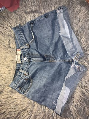 Levis high waisted DIY shorts for Sale in Castro Valley, CA