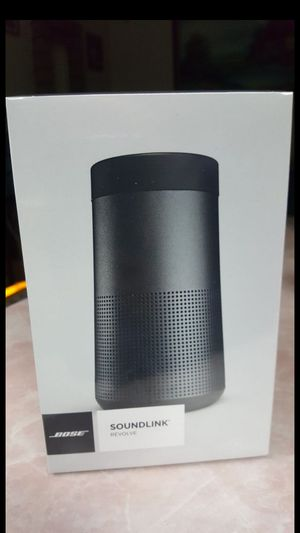 BOSE SPEAKER SOUNDLINK REVIVE. for Sale in Phoenix, AZ