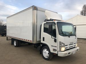 2015 Isuzu box truck for Sale in Hayward, CA