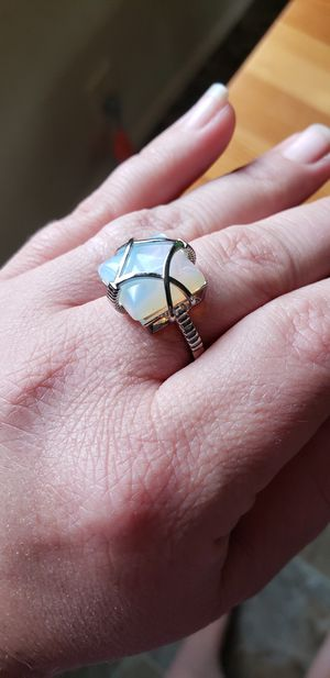 Moonstone ring for Sale in Enumclaw, WA