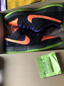 Nike Sb Dunk Low Night Of for Sale in Pasadena,  CA
