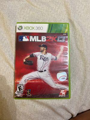 MLB Xbox 360 game for Sale in Fresno, CA