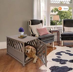 Pet kennel - crate doubles as a side table! for Sale in Orange, CA
