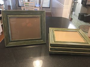 Picture frames - set of 4 for Sale in Weldon Spring, MO