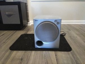 Sony subwoffer for Sale in East Hartford, CT
