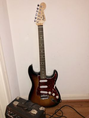 Squier Classic Vibe Stratocaster '60s Electric guitar for Sale in Silver Spring, MD