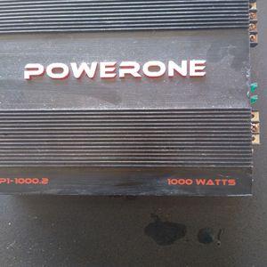 1000 Watt Amp for Sale in Port St. Lucie, FL
