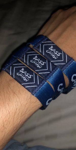 Bass Canyon Wristband for Sale in Lynnwood, WA