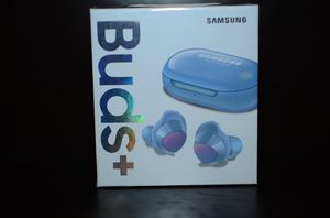 SAMSUNG GALAXY BUDS PLUS—- IN BOX for Sale in Tampa, FL