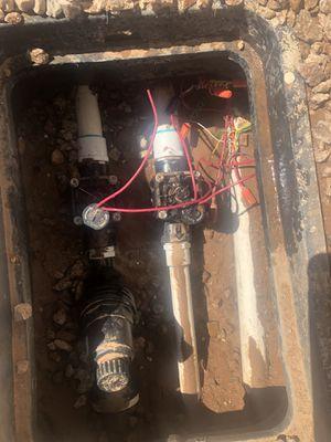 Sprinkler valve box for Sale in Mesa, AZ