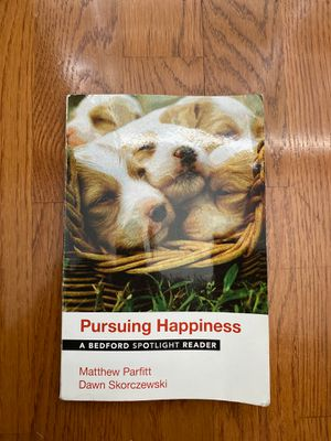 Pursuing Happiness: A Bedford spotlight reader for Sale in Chino Hills, CA