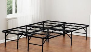 New cali king bed frame for Sale in Phoenix, AZ
