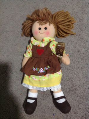 Girl doll for Sale in Naples, FL