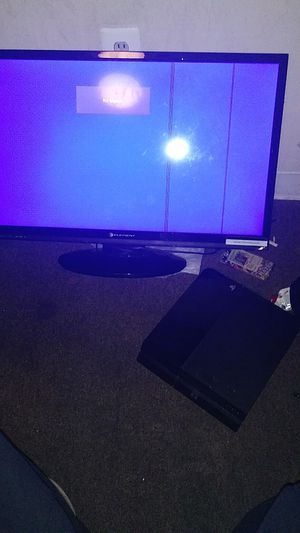 Ps4 and Tv for Sale in Lynn, MA