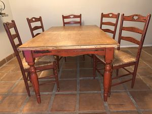 FARMHOUSE KITCHEN TABLE for Sale in Chandler, AZ