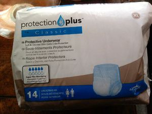 XL adult diapers for Sale in Prattville, AL