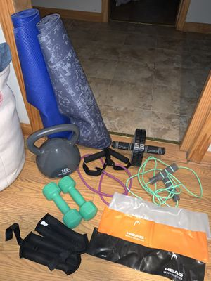 Exercise equipment lot for Sale in Forestdale, MA