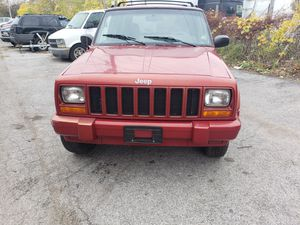 1999 Jeep Cherokee 4x4 for Sale in South Holland, IL