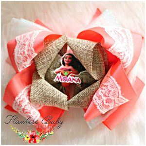 """Disney Moana Large Hair Bow 6.5"""" for Sale in Miami, FL"""