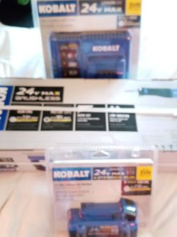 Kobalt 24v Max Brushless Reciprocating saw Tool for Sale in Puyallup,  WA