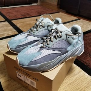 Adidas yeezy boost 700 Teal Blue for Sale in Silver Spring, MD