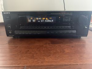 SONY STR-D790 RECEIVER-DOLBY SURROUND SOUND for Sale in Avon, OH