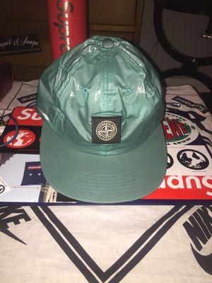 Supreme x Stone Island S/S 19' Hat for Sale in Alexandria, VA