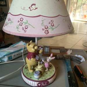 Winnie The Pooh Lamp for Sale in Gainesville, FL