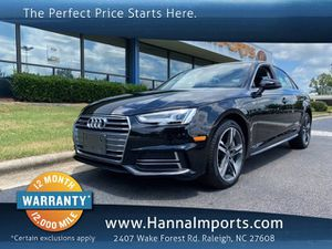 2017 Audi A4 for Sale in Raleigh, NC