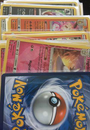 Pokemon Cards: 100+ Rare Holo/Reverse Holo for Sale in Fresno, CA