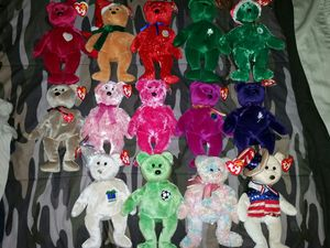 TY Beanie Babies for Sale in Milton, WA