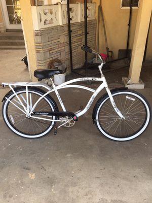 Schwinn Santuary 7 Mens Cruiser Bike White for Sale in Norwalk, CA
